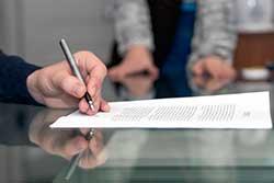 Contratos con clausulas abusivas