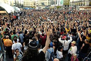 Manifestación - Ley Seguridad Ciudadana